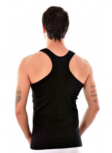 Seher Yıldızı 6 Adet 0058  Erkek Spor Atlet SİYAH Siyah